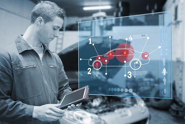 Get more from your team with fleet maintenance software