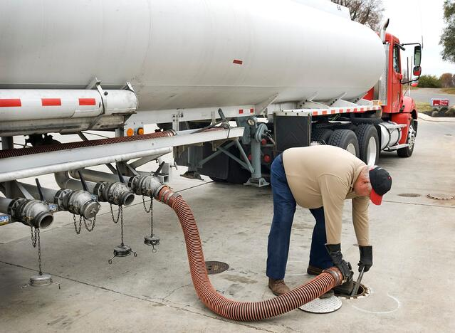 fuel delivery software