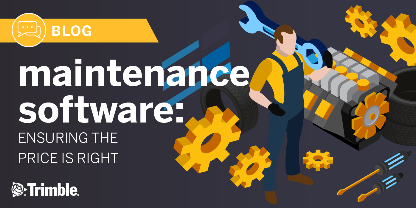 maintenance software