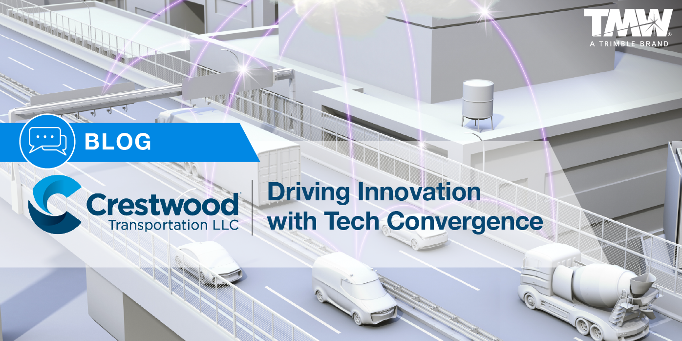 Crestwood Transportation LLC. Driving Innovation with Tech Convergence