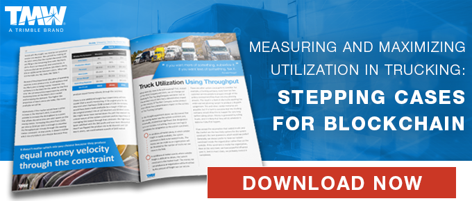 Download Now - Measuring and Maximizing Utilization in Trucking
